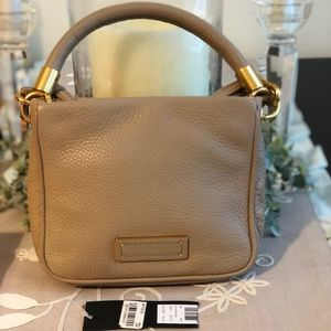 Marc Jacobs Nude Crossbody bag